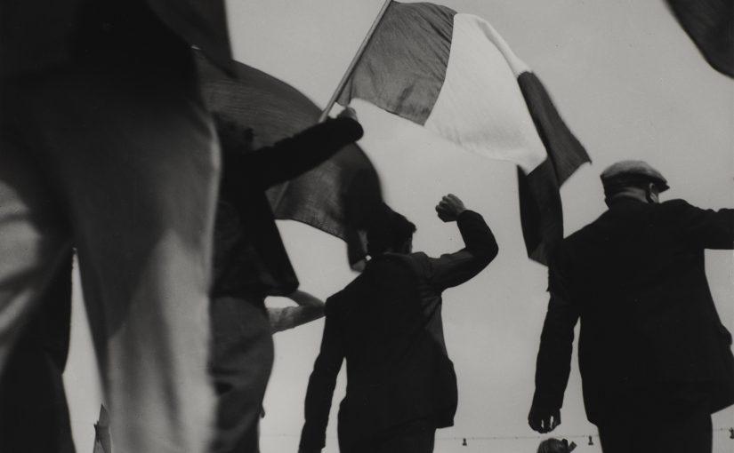 Photographie, arme de classe et Une avant-garde polonaise au Centre Pompidou